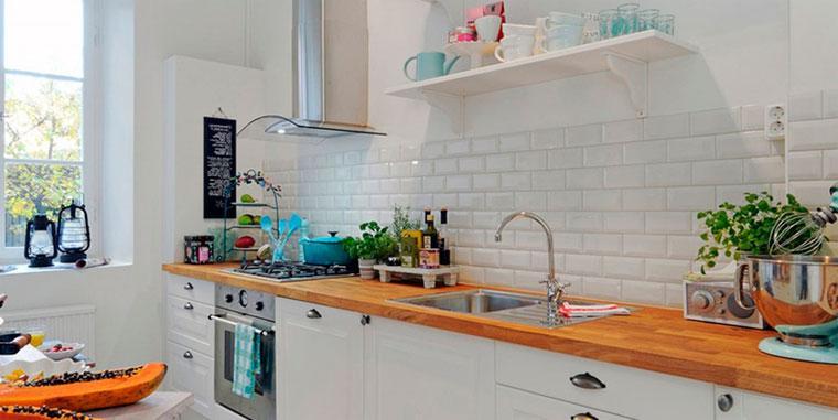Всё о деревянной столешнице на кухне. 6 секретов профессионалов