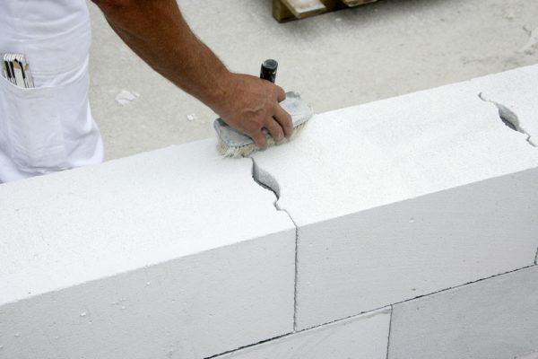 Применение ячеистого бетона в строительстве