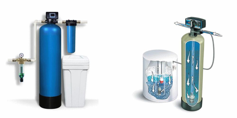 Возможности успешного использования умягчителя воды