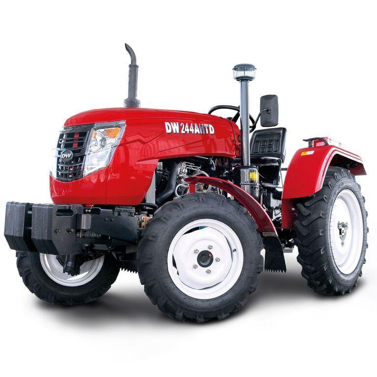 Как выбрать колесный трактор