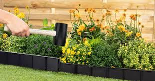 Отличия и особенности садовых бордюров