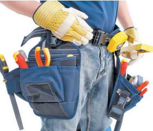Критерии выбора пояса для ношения инструментов