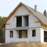 Профессиональное строительство домов из газобетонных блоков