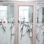 Декоративные пленки для стекла