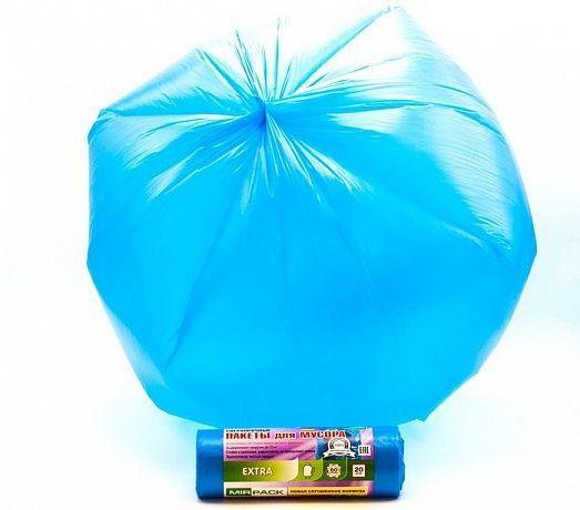 Полиэтиленовые мешки для мусора – основные преимущества