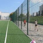 Металлические ограждения для спортивных площадок – основные преимущества