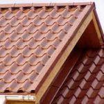 Металлочерепица – стильное решение для частного дома