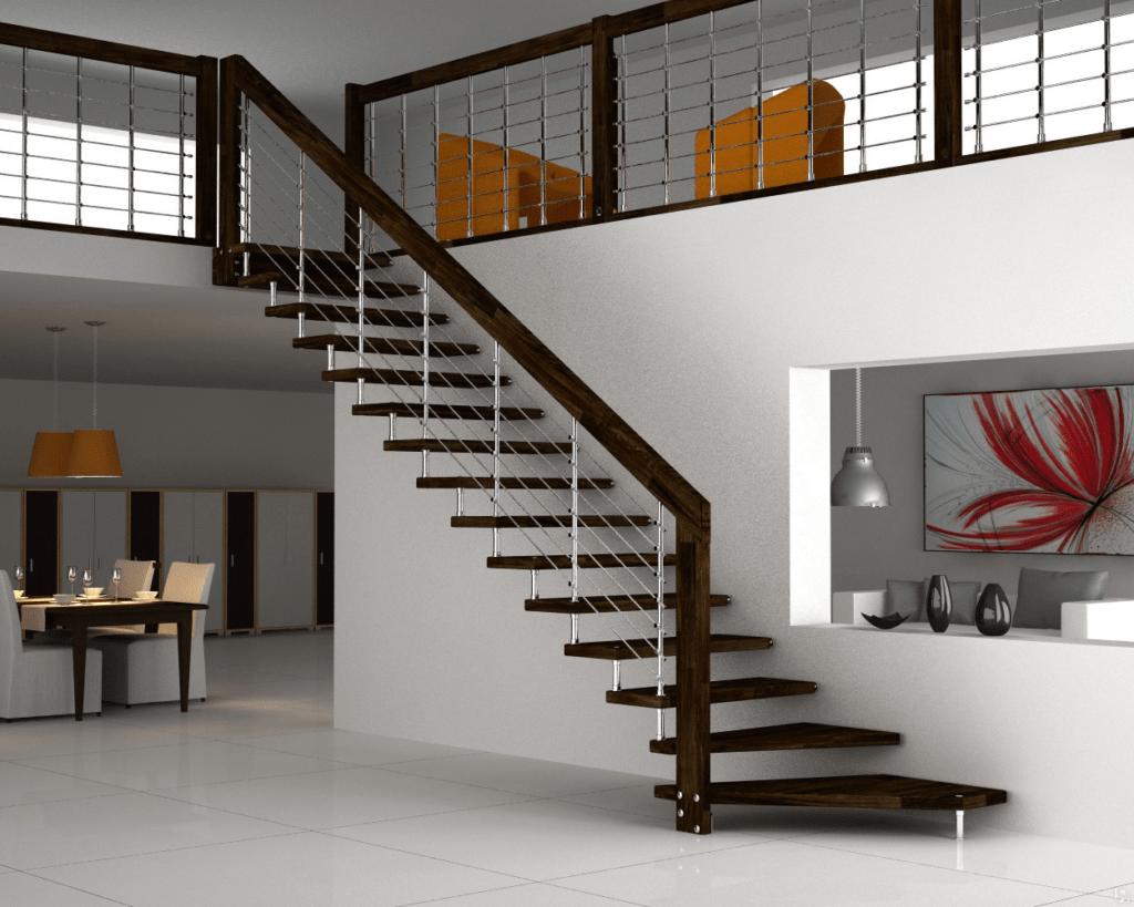 Металлические лестницы на заказ – практичное и привлекательное решение