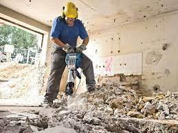 Профессиональный демонтаж строительных конструкций