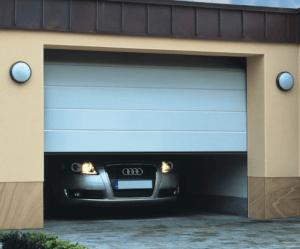 Секционные гаражные ворота – современное решение