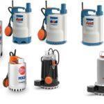 Дренажные насосы Pedrollo – безопасность и надежность